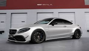 mercedes c class coupe tuning tuning bengala mercedes c63 coupe