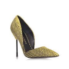 kurt geiger womens boots sale geiger bond yellow court shoes by kurt geiger