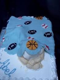 baby boy sport shower cake cool cakes pinterest shower cakes