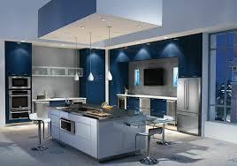 modeles de cuisine avec ilot central cuisine en l moderne avec îlot en 108 photos magnifiques