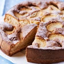 cuisine gateau aux pommes recette gâteau normand aux pommes