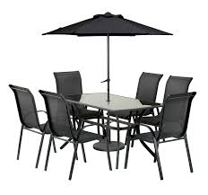 4 Seater Patio Furniture Set - 6 seater garden furniture sets 6 seater patio sets