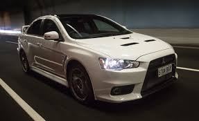 mitsubishi evolution 2018 2017 mitsubishi lancer evo x new sport price release date with