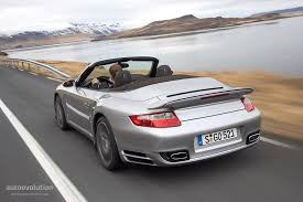 2009 porsche 911 cabriolet porsche 911 turbo cabriolet 997 specs 2007 2008 2009