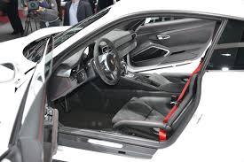 Gt3 Interior 2014 Porsche 911 Gt3 Price U20ac137 303 Video