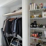 fresh start coat closet organization apartment therapy