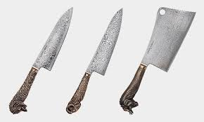 cool kitchen knives stephen webster beasts kitchen knives cool material