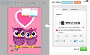 remarkable greeting card design tool to design valentine cards