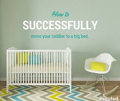 Crib To Bed Successfully Moving From Crib To Toddler Bed