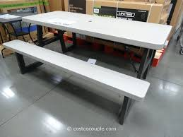 lifetime folding tables 6 lifetime picnic table lifetime kids picnic table with benches