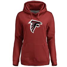 atlanta falcons women u0027s sweatshirts hoodies fleece crewneck