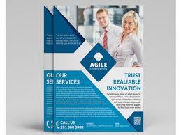 company flyer template mentan info
