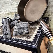 how to use your konro grill by mason hastie knifewear