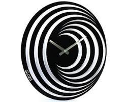 Modern Wall Clock Modern Wall Clock Etsy
