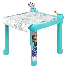 Kids Coloring Table Paw Patrol Colouring Table