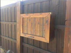 how to build a outdoor tv enclosure information on the outdoor