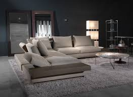 canapé de marque canapés giulio marelli en stock malouet design