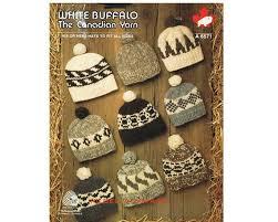 cowichan hat cowichan white buffalo wool hat toque knitting pattern 9