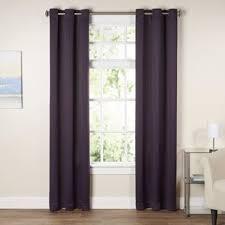 Purple Drapes Or Curtains Purple Curtains Drapes You Ll Wayfair