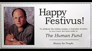 Festivus Meme - how much do you know about the seinfeld show holiday called