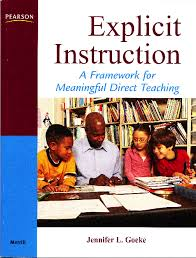 goeke on explicit instruction chapter 3 didactic literacy