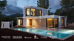 siete ventajas de casas modulares modernas y como puede hacer un uso completo de ella casas prefabricadas de hormigón y casas modulares