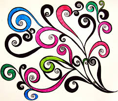 Cool Designs Cool Swirl Designs Clip Art Library