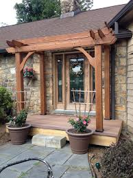 10 X 10 Pergola by Best 20 Wood Pergola Kits Ideas On Pinterest Deck Decking
