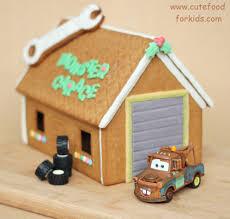 Garage House Kits Cute Food For Kids Ikea Gingerbread House Kit Monster Garage