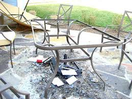 Glass Table Patio Set Inspirational Patio Table Replacement Glass Or Innovative