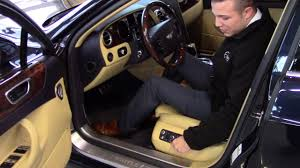 bentley flying spur 2007 2007 bentley continental flying spur youtube
