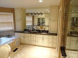 Vintage Bathroom Cabinet Before N U0027 After A Luxurious Bathroom With Vintage Glaze Cabinets