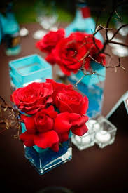 Red Rose Table Centerpieces by Top 25 Best Red Wedding Centerpieces Ideas On Pinterest Rose