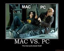 Windows Vs Mac Meme - image 25453 mac vs pc know your meme