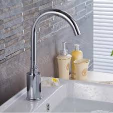 buy nickel chrome bathroom faucets cheap waterfall faucet set