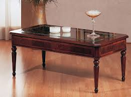 Traditional Coffee Table Traditional Coffee Table Luxury With Glass Top For Villa