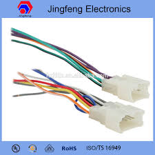 car stereo wiring harness for toyota innova car audio system buy