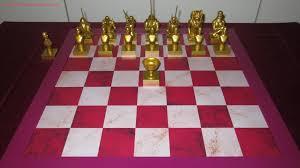 fate zero servant model chess piece set original board game idea
