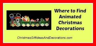 animated outdoor christmas decorations where to buy animated christmas decorations for outdoors