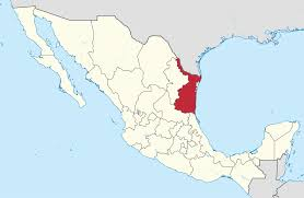 Mexico Map With States by Tamaulipas Wikipedia