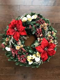 wreaths with lights s battery operated led wreath lighted