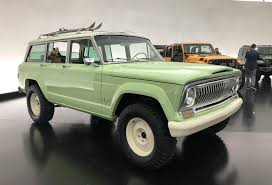 new jeep wagoneer concept jeep brings basket of concepts for 2018 easter safari