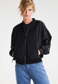 vila toj fila skor fila wave bomberjakke black damer tøj jakker køb