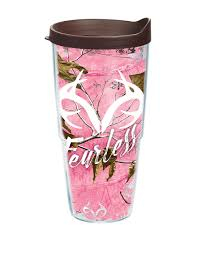 Pink Camo Comforter Realtree Fearless Pink 24 Oz Tervis Tumbler Stage Stores