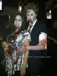 Scary Halloween Costumes 87 Pregnant Halloween Costumes Images Homemade