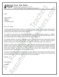 teaching cover letter email cover letter it job cover letter