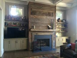 reclaimed wood fireplace style and ideas u2014 scheduleaplane interior