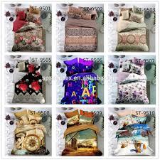 beautiful bed room set fashion bed set duvet cover safe cotton bed