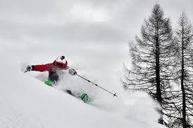 free ride course ski snowboard school dolomites rèba arabba