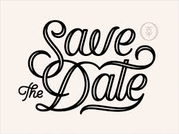 Save The Date Save The Date Font Templates Pacq Co